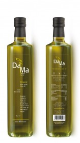 Organic Extra Virgin Olive Oil - Cold Extraction 1L