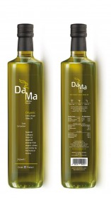 Organic Extra Virgin Olive Oil - Cold Extraction 750ml